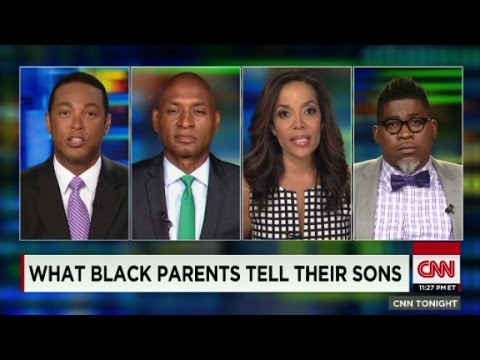 Challenge of raising black children in America
