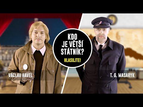 Havel Vs Masaryk - SOUBOYZ Rap Battle