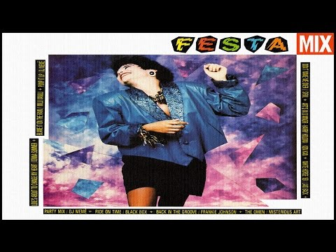 Festa Mix Vol1 - Som Livre 1990