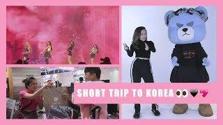 Download lagu Beby Vlog #77 - KE KOREA NONTON BLACKPINK & MAIN SAMA KRUNK!!!🙈