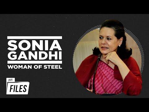 Sonia Gandhi: Politician
