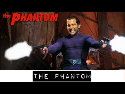The Phantom... Is A Guilty Movie Pleasure