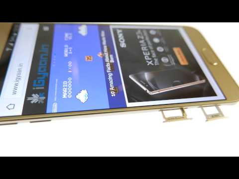 Samsung Galaxy A8 Duos Unboxing and Hands on - iGyaan
