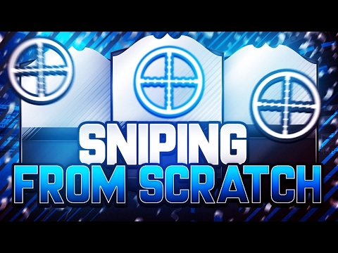 FIFA 17 | EPIC INFORM SNIPE 15K UNDER | SNIPING FROM SCRATCH EP6