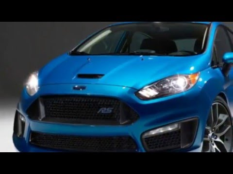 2017 ford fiesta rs limited edition youtube. Black Bedroom Furniture Sets. Home Design Ideas
