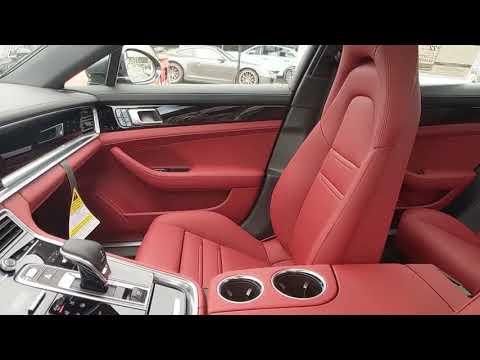 2019 Porsche Panamera Baltimore, Towson, Rockville, Owings Mills, Washington, MD P9038