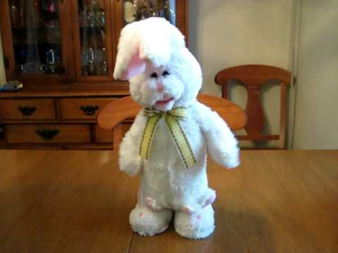 Peter Cottontail Toy