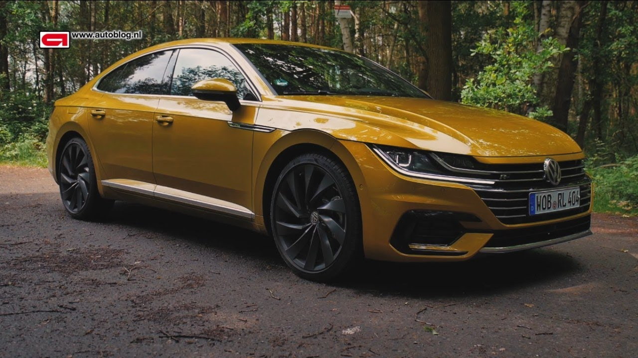 volkswagen arteon 2017 review youtube. Black Bedroom Furniture Sets. Home Design Ideas