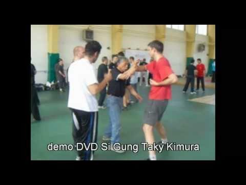 Taky Kimura JKD - DVD Italy seminar promo