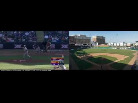 TCU Baseball Post Season 2016 Baserunning Highlights Dual