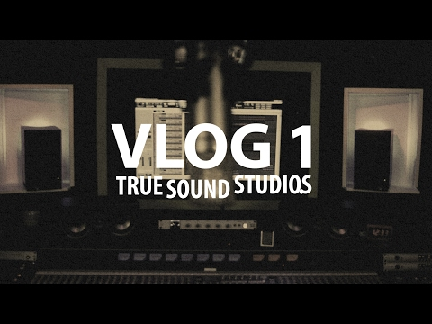 VLOG 1 - The Life Of A Music Producer & Studio Owner