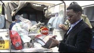Paul Makonda amepokea ripoti ya wezi wa Vifaa vya Magari DSM