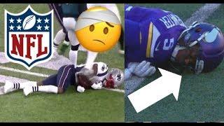 NFL Dirty Cheap Shots/Unconscious Plays (2018)