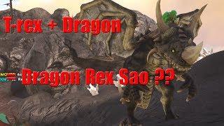 Thuần Phục Dragon Rex Và Hành Trình Mò Ngọc Trai l Ark survival evolved #5