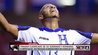 Concacaf: Panamá sella su boleto a Rusia 2018, EE. UU. fuera del mundial y Honduras al repechaje