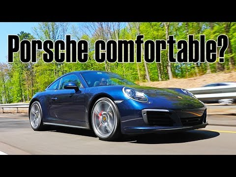 Is a Porsche Sports car comfortable? - 911 Boxster Cayman