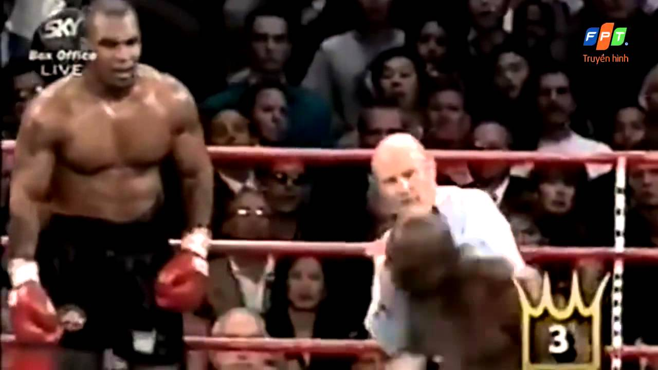 Truyền hình FPT – Cuộc đời tay đấm huyền thoai Mike Tyson