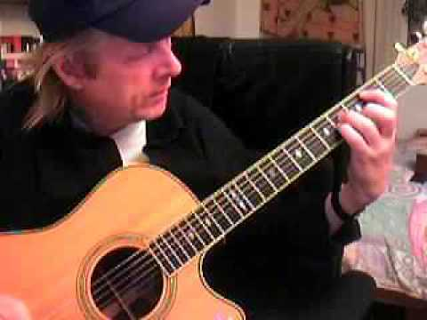 Black Velvet Alannah Myles Guitar Lesson by Siggi Mertens - YouTube