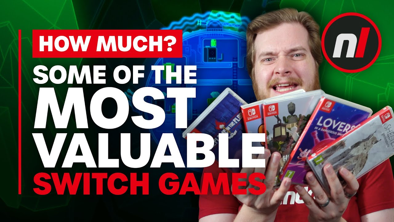 Some of the Most Valuable Switch Games Are $15 eShop Titles
