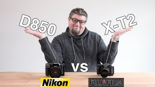 Nikon D850 vs Fuji X-T2 | Which One Is Better?