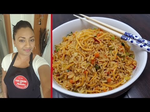 Fried Rice With Noodles - Episode 648