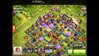 Clash of Clans - Road to Titan League - Episode 2 - Champion 2 Gameplay
