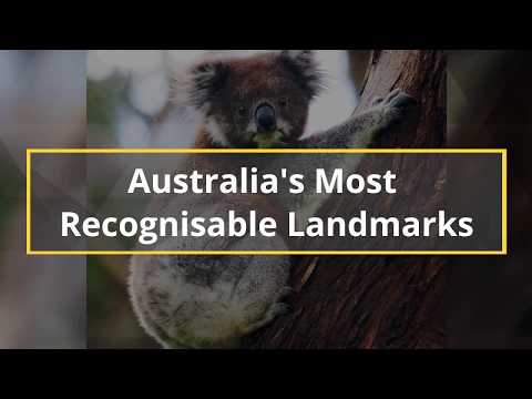 Australian Landmarks - 22 Of The Most Famous Monuments And Natural Landmarks In Australia