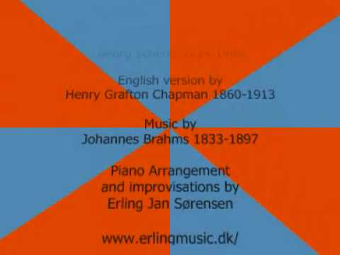 Brahms Wiegenlied Lullaby Cradle song