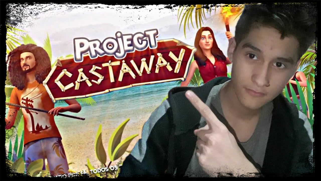 Proyecto Castaway!!🌴🌊 (Video Reaccion) 🌊🌴 | Los Sims 2 Castaway Remake | nauel2015