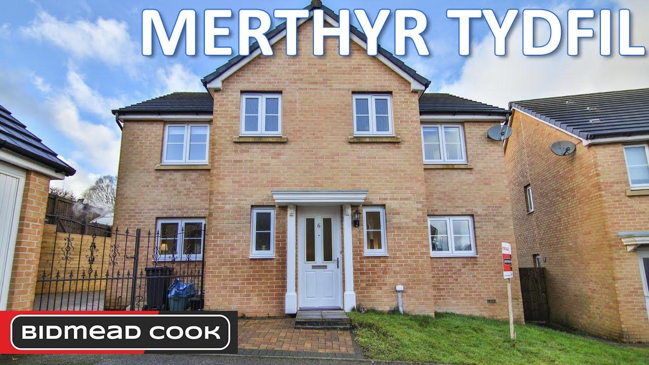 5 Bedroom Property For Sale Merthyr Tydfil