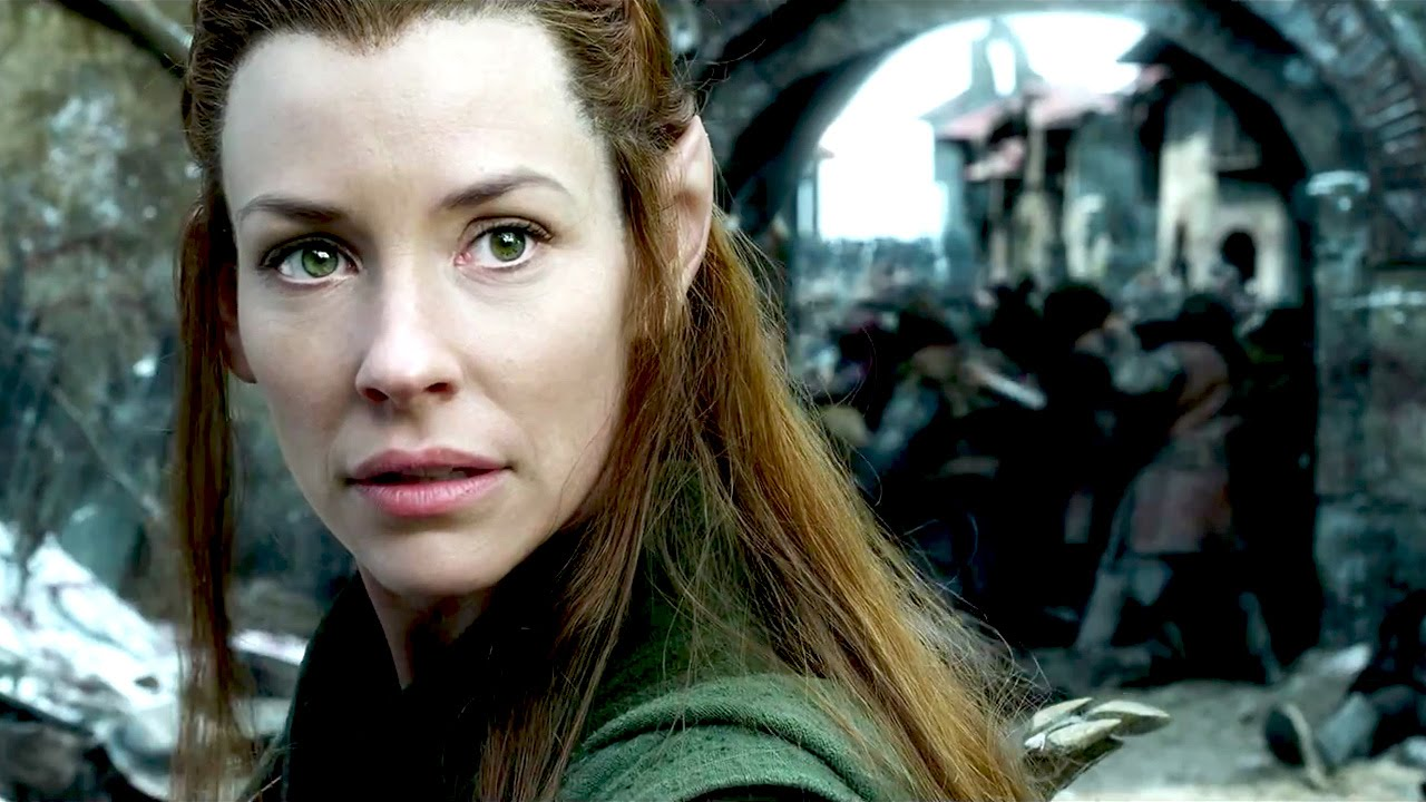 THE HOBBIT 3 Official Trailer (2014) - YouTube