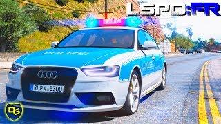« LANGSTRECKEN-EINSÄTZE » - GTA 5 LSPD:FR #138 - Deutsch - Grand Theft Auto 5 LSPDFR