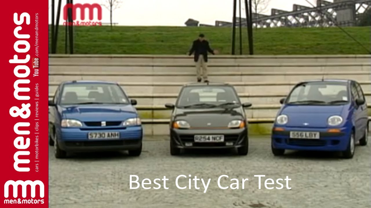 hight resolution of best city car test seat arosa fiat seicento daewoo matiz 1999 youtube