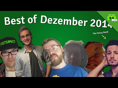 BEST OF DEZEMBER 2014 «» Best of PietSmiet | HD