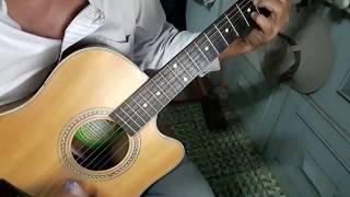 Yêu một mình Guitar Boléro