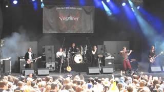 Vogelfrey - Heldentod - live am Feuertanz-Festival 2012