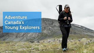 Adventure Canada's Young Explorers