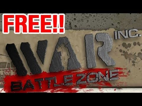 Seriously? This Game Is FREE?? | War Inc. Battlezone With Exclusive Bonus Content