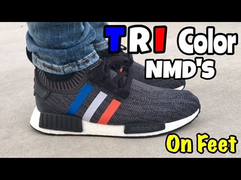 detailed look 62cab ee34a adidas NMD R1 PK