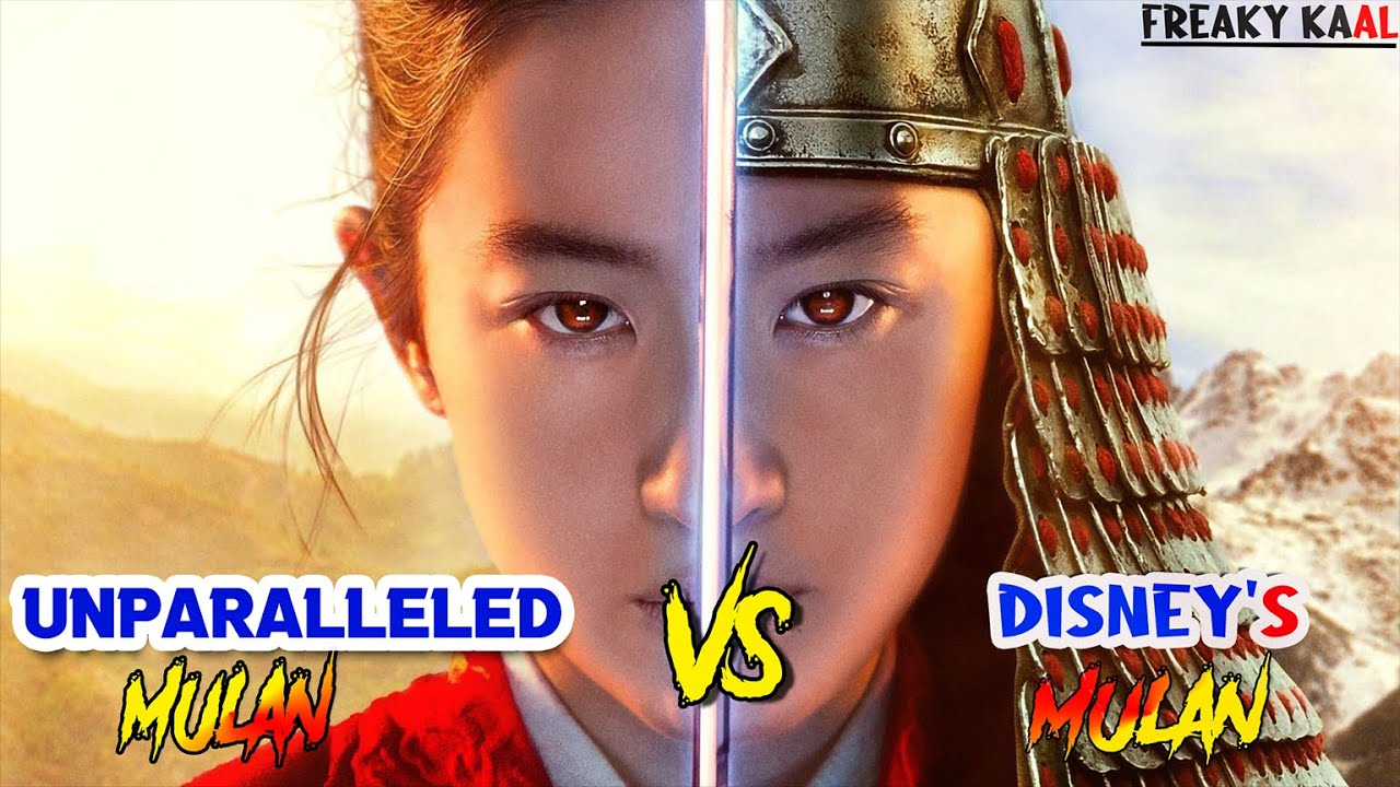 Download Disney's Mulan Vs Unparalleled Mulan Explained 2020 | Who Is Real Mulan | Freaky Kaal