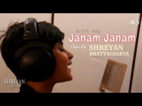 Janam Janam- Dilwale|| Shreyan Bhattacharya || SRK and Kajol || Arjith Singh || Pritam