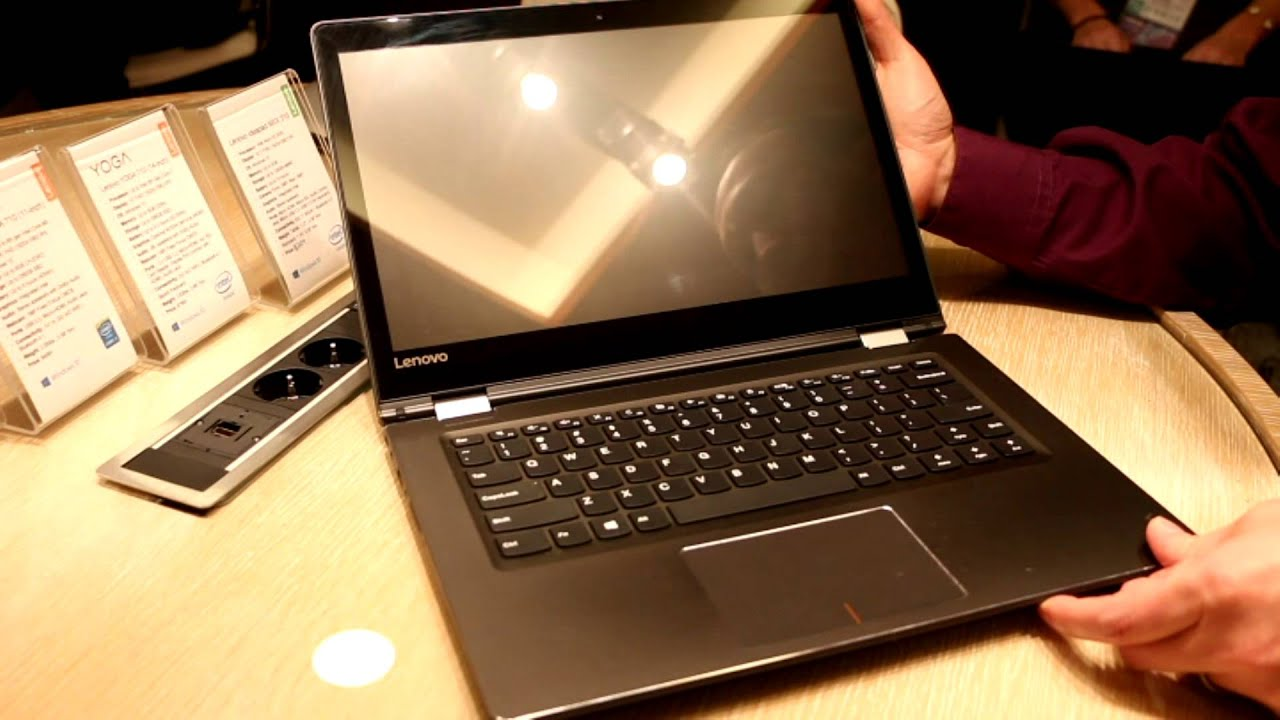 Lenovo Yoga 510 Overview Specifications 14 And 15 6 Inch Youtube