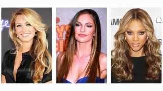 Opcje fryzury na długie włosy