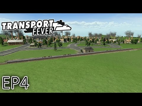 Transport Fever Gameplay   South Eastern Railway   Episode 4
