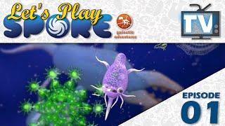 Let's Play Spore: Galactic Adventures - Episode 1