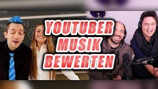 Rezo & Julia Beautx - Wenn SCHULFÄCHER Rapper wären | Vincent Lee & 2Bough bewerten lul