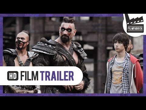 The Warriors Gate (2017) - TRAILER HD streaming vf
