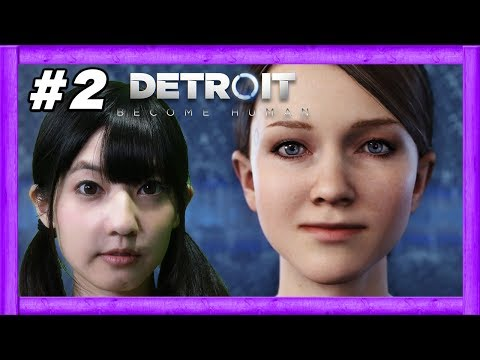 #2【PS4】良からぬことの前触れ|ゴー☆ジャスの「Detroit: Become Human」【GameMarket】