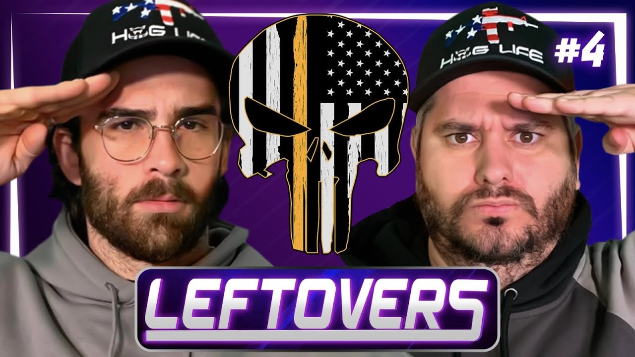 Is Civil War Coming To America? - Leftovers #4