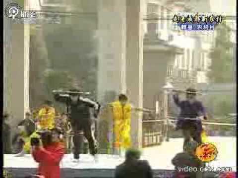 Bruce Lee-Trần Quốc Khôn giao lưu với khán giả